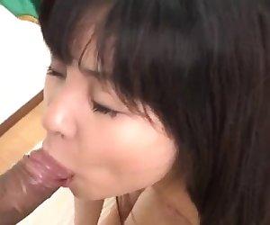 Perfect moments of nasty gangbang sex with Satomi Miyazaki