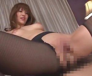 Incredible Japanese model Kaera Uehara in Fabulous Big Tits JAV video