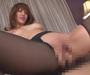 Incredible Japanese model Kaera Uehara in Fabulous Big Tits JAV video
