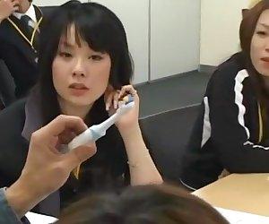 Hottest Japanese girl Misaki Asoh, Mika Nakajou, Aya Sakuraba in Amazing Compilation JAV movie