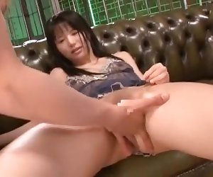 Amazing Japanese chick Chizuru Sakura in Horny Dildos/Toys, Girlfriend JAV movie